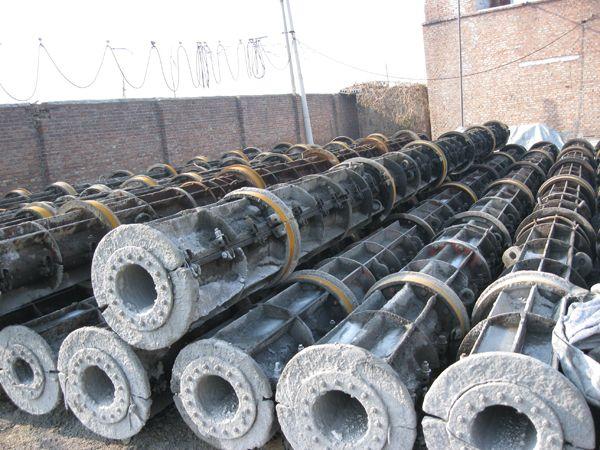 点击查看详细信息 标题:实拍水泥电线杆的生产厂家流水线阅读次数:181